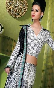 sarees-black