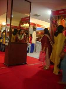 Utsav at janhvi designer festival Ahmedabad