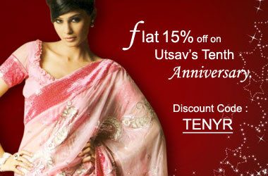utsav celebrates 10th anniversary