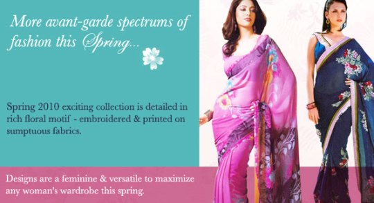 Utsav Spring Collection