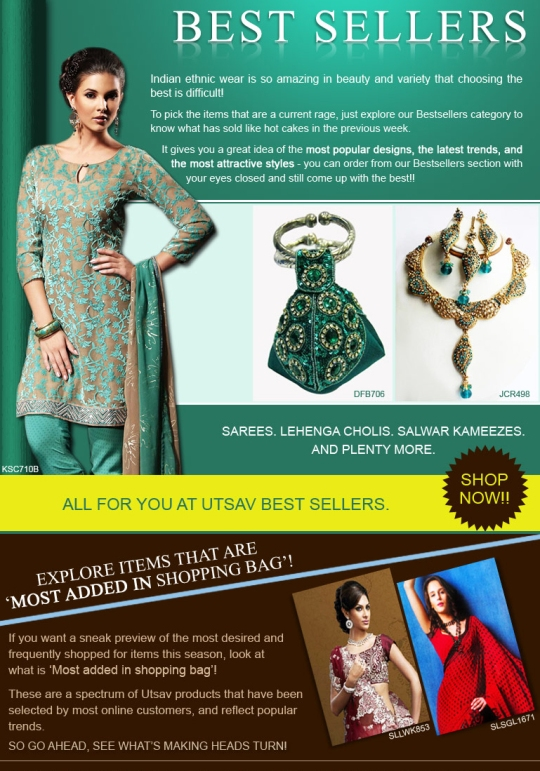 Best Seller fashions that are a rage this season!!